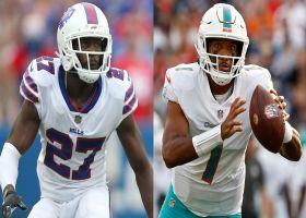PFF's Sam Monson previews Bills-Dolphins in Week 2