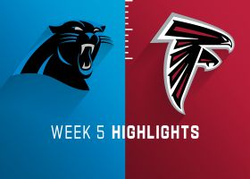 Panthers vs. Falcons highlights | Week 5