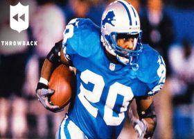 Barry Sanders career highlights | NFL Legends