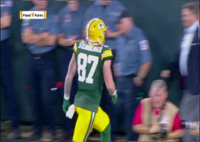 Packers rookie Jace Sternberger catches first NFL preseason TD