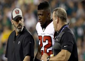NFL Network Insider Ian Rapoport: Atlanta Falcons safety Keanu Neal out for season after MRI revealed torn ACL