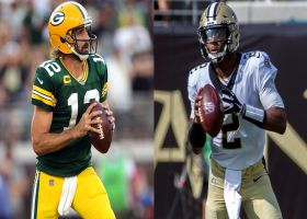 Warner: How I'm evaluating stock of Winston, Rodgers after Week 1