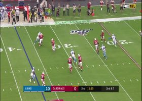 Devon Kennard drops Kyler Murray for major loss on sack
