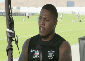 Jacobs on Carr: 'I feel like he's one of the most hated quarterbacks for no reason'