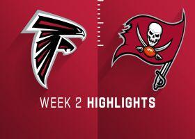Falcons vs. Buccaneers highlights | Week 2