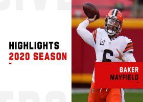 Baker Mayfield highlights | 2020 season