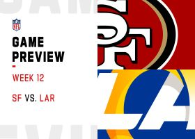 49ers vs. Rams preview | Week 12