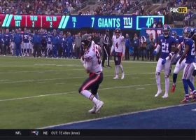 Daniel's play-action fools Giants D' for goal-line TD pass