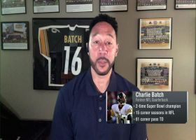 Charlie Batch on Steelers: 'No way they can afford to be .500 or below' by Week 11
