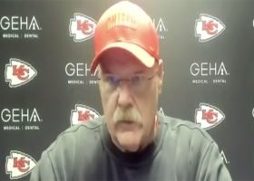 Andy Reid credits Clyde Edwards-Helaire after Week 6 win
