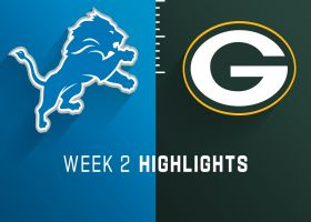 Lions vs. Packers highlights | Week 2