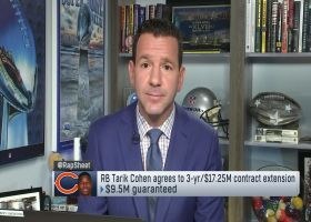 Rapoport: Bears want to keep Allen Robinson a Bear for a 'long time'
