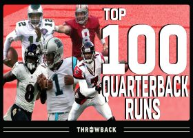 Top 100 QB runs of all time | NFL Throwback