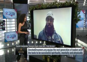 Demario Davis previews Christmas Day matchup vs. Vikings