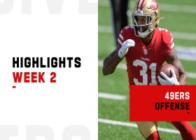 Every explosive play by the 49ers' offense | Week 2