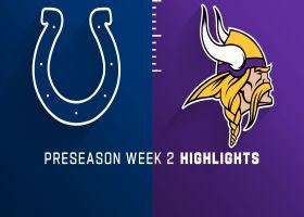 Colts vs. Vikings highlights | Preseason Week 2