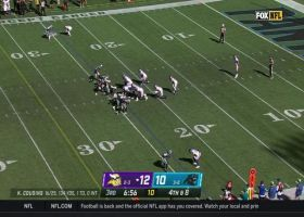 Can't-Miss Play: Panthers translate blocked punt into TD