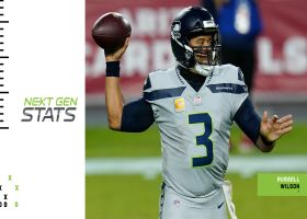 Next Gen Stats: Russell Wilson's most improbable throws from Week 7