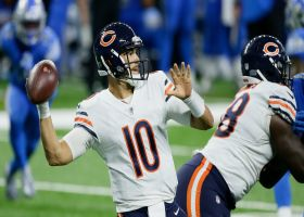 Can't-Miss Play: Trubisky shows unworldly accuracy on 27-yard TD to Miller
