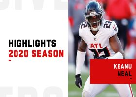 Keanu Neal highlights | 2020 season
