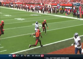 Mariota hits Walker for TD after Browns bite on play-action