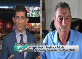 Joe Rose previews the Dolphins' Week 1 matchup vs. Pats