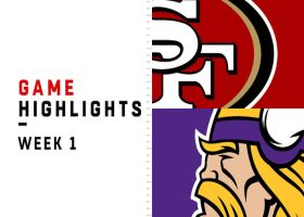 49ers vs.Vikings highlights | Week 1