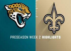 Jaguars vs. Saints highlights | Preseason Week 2