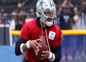Should Cowboys play Dak Prescott in '21 preseason? | 'Inside Training Camp Live'
