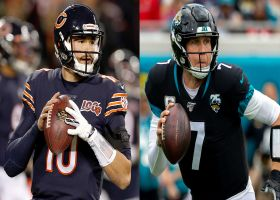 James Jones, MJD respond to Ginn Jr.'s take on Bears QB battle