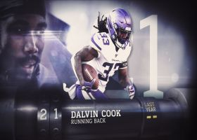 'Top 100 Players of 2020': Dalvin Cook | No. 21
