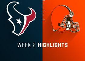 Texans vs. Browns highlights   Week 2