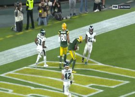 Geronimo Allison follows up incredible catch with TD grab