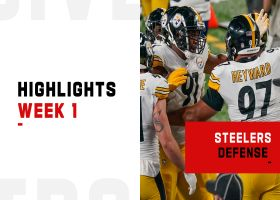 Steelers' biggest plays on defense on 'MNF' | Week 1