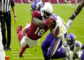 A.J. Green stiff-arms CB to the turf for first Cardinals TD