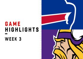 Bills vs. Vikings highlights | Week 3