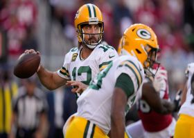 Aaron Rodgers' best throws from 261-yard game   Week 3