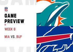 Dolphins vs. Bills preview | Week 8