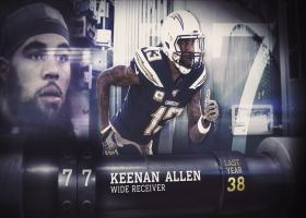 'Top 100 Players of 2020': Keenan Allen | No. 77