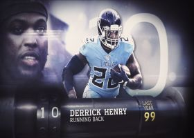 'Top 100 Players of 2020': Derrick Henry | No. 10