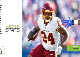 Top 5 plays from Week 3 | Next Gen Stats