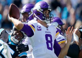 Kirk Cousins' best plays from OT thriller vs. Panthers | Week 6