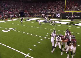 Webb finds Adams in the flat for goal-line TD