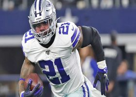Is Zeke unfairly criticized for his production? L.T., TD weigh in