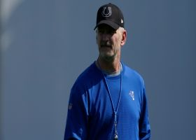 Frank Reich releases statement after testing positive for COVID-19