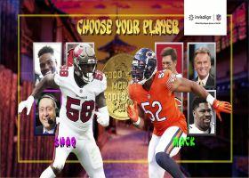 Barrett vs. Mack: Who will wreak more havoc tonight?