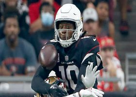 Kyler Murray goes back to DeAndre Hopkins in red zone for 9-yard TD