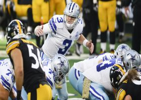Slater: Cowboys now 'hungrier' team despite loss to Steelers