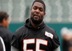 NFL Network's Tom Pelissero: Cincinnati Bengals had been discussing linebacker Vontaze Burfict's release 'for weeks'