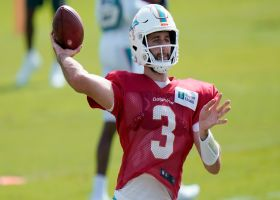 Dolphins releasing QB Josh Rosen after attempting to trade him